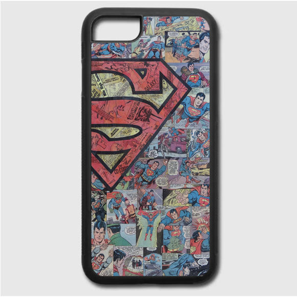 Supermen iPhone 7 Case | Frostedcase