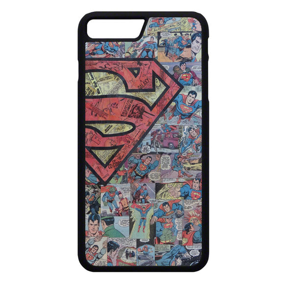 Supermen iPhone 7 Plus Case | Frostedcase
