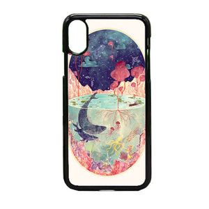 Svabhu Kohlii iPhone X Case | Frostedcase