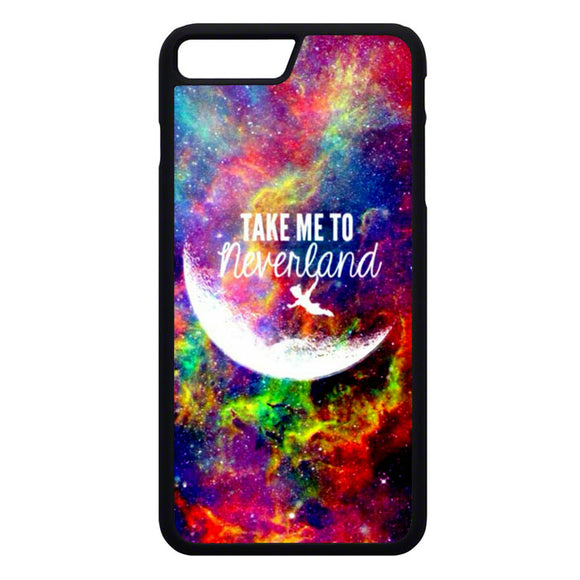 Take Me To Neverland iPhone 7 Plus Case | Frostedcase
