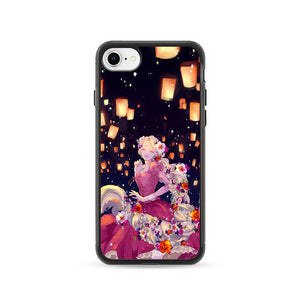 Tangled Animee iPhone 8 Case | Frostedcase