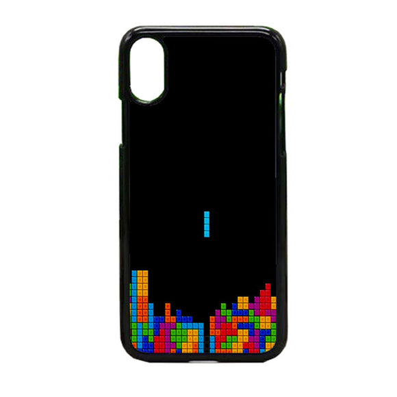 Tetris iPhone X Case | Frostedcase