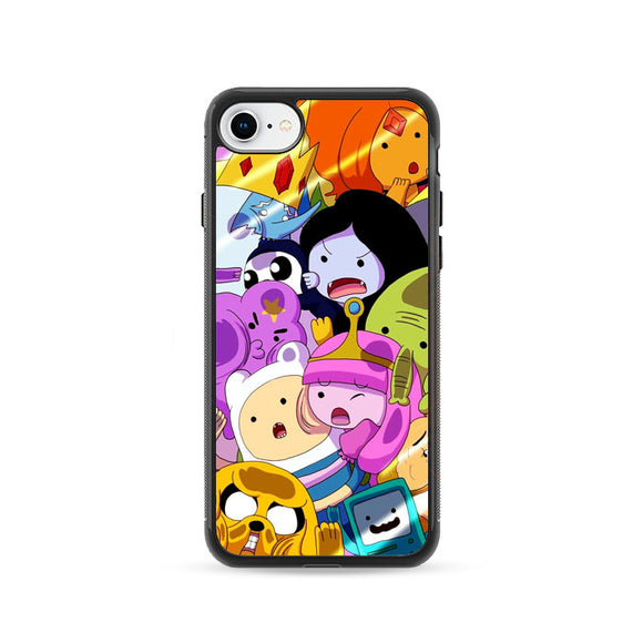The Adventure Time iPhone 8 Case | Frostedcase