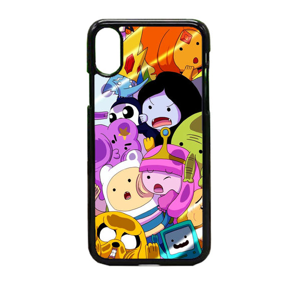 The Adventure Time iPhone X Case | Frostedcase