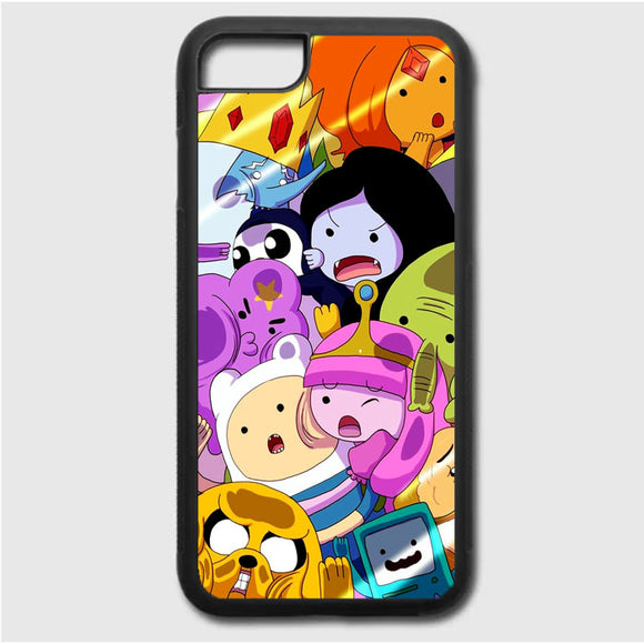 The Adventure Time iPhone 7 Case | Frostedcase