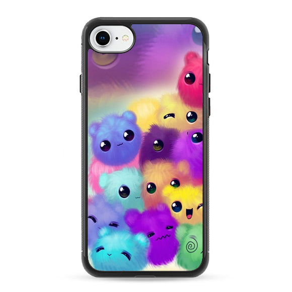 The Doll Cute iPhone 8 Case | Frostedcase