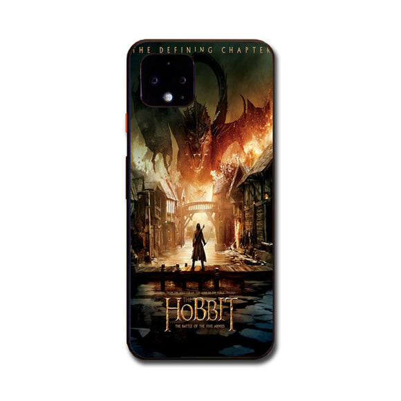 The Hobbit Battle Of The Five Armes Google Pixel 4 Case | Frostedcase