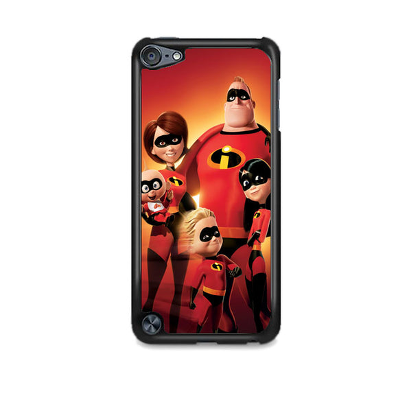 The Incredibles Fam iPod 5 Case | Frostedcase