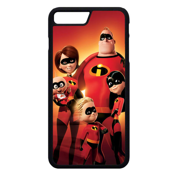 The Incredibles Fam iPhone 7 Plus Case | Frostedcase