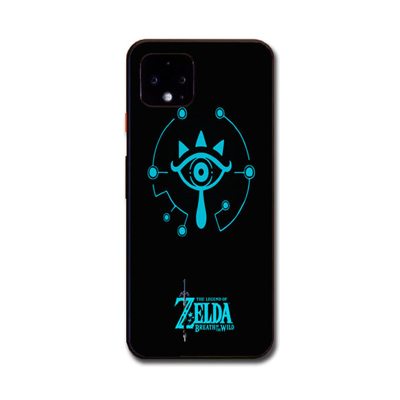 The Legend Of Zelda Breath Of The Wild Google Pixel 4 Case | Frostedcase