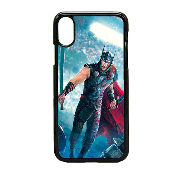 The Thor Ragnarok iPhone X Case | Frostedcase