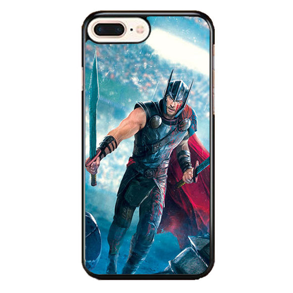 The Thor Ragnarok iPhone 8 Plus Case | Frostedcase