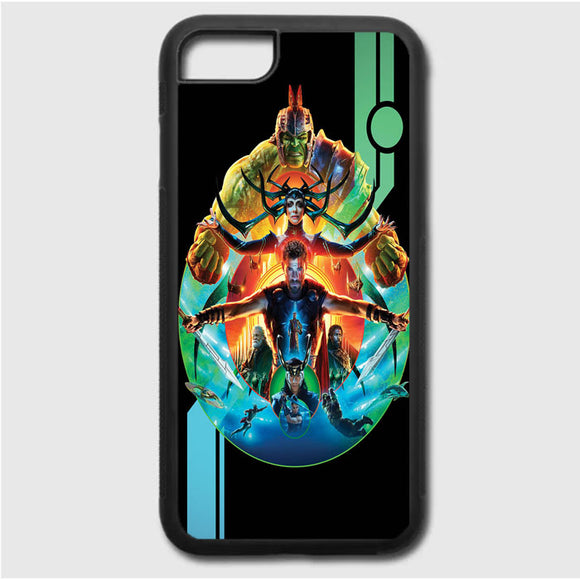 Thor Ragnarok Full iPhone 7 Case | Frostedcase