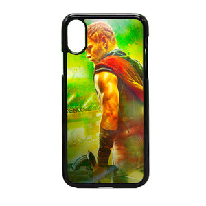 Thor Ragnarok iPhone X Case | Frostedcase