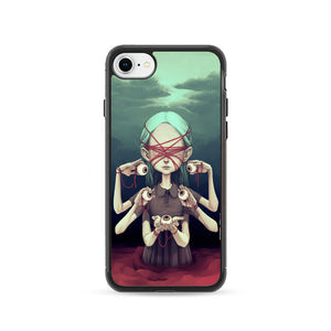 Tiia Reijonen Harbinger iPhone 8 Case | Frostedcase