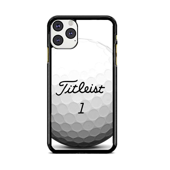 Titleist Ball iPhone 11 Pro Case | Frostedcase