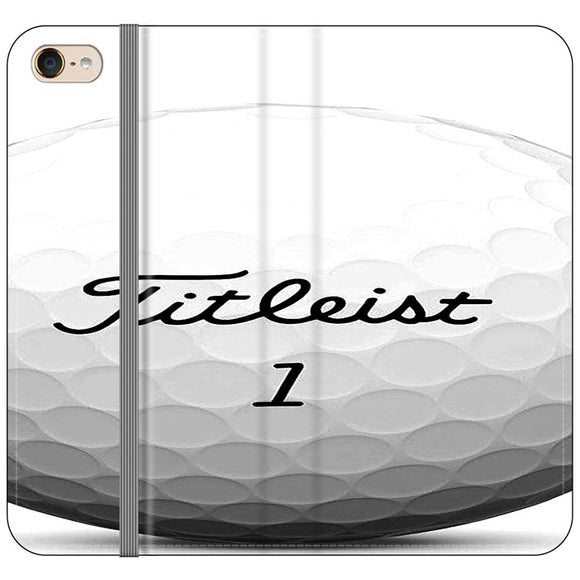Titleist Ball iPod 6 Flip Case | Frostedcase