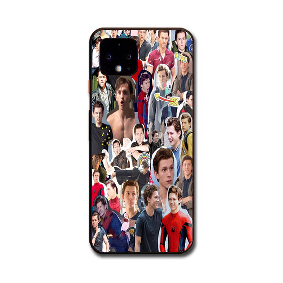 Tom Holland X Reader Collection Google Pixel 4 Case | Frostedcase