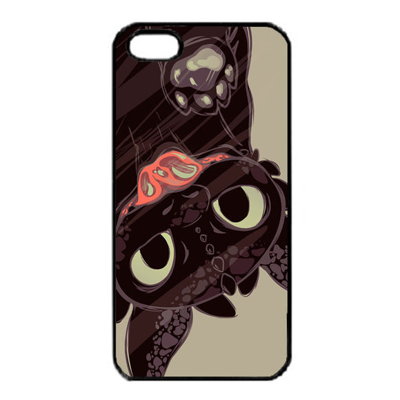 Toothless Mirror iPhone 5|5S|SE Case | Frostedcase