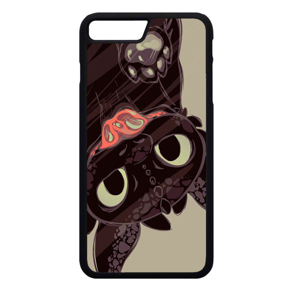 Toothless Mirror iPhone 7 Plus Case | Frostedcase