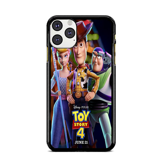 Toy Story 4 Poster Launching iPhone 11 Pro Case | Frostedcase