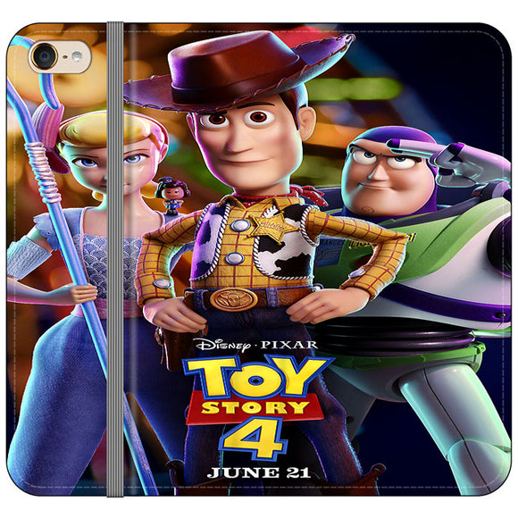 Toy Story 4 Poster Launching iPod 5 Flip Case | Frostedcase