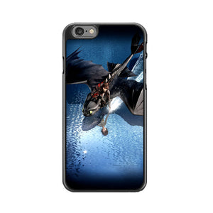 Train Your Dragon The Hidden World Mirror Water iPhone 6|6S Case | Frostedcase