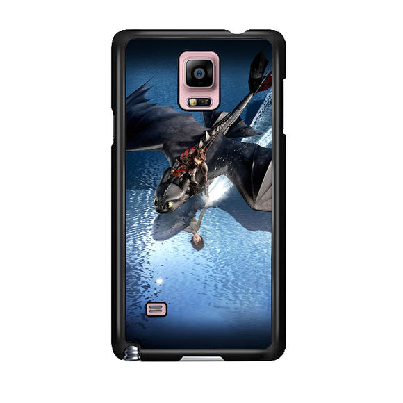Train Your Dragon The Hidden World Of Rivers Samsung Galaxy Note 4 Case | Frostedcase
