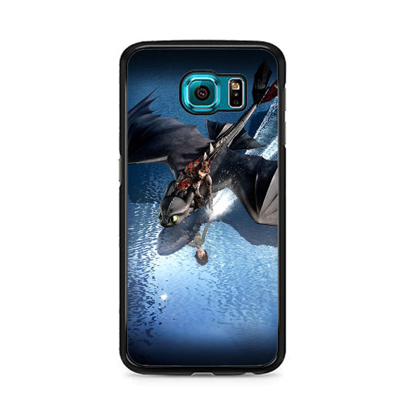 Train Your Dragon The Hidden World Of Rivers Samsung Galaxy S6 Case | Frostedcase