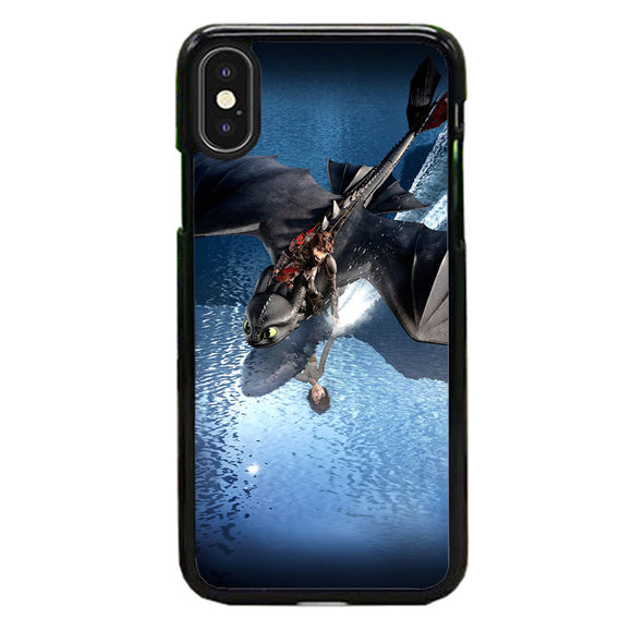 Train Your Dragon The Hidden World Of Rivers iPhone XS Case | Frostedcase