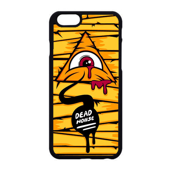 Triangulo Graffiti Dead Noise Pyramid iPhone 6|6S Case | Frostedcase