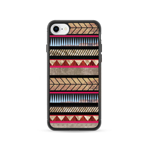 Tribal Pink iPhone 8 Case | Frostedcase