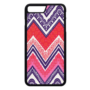 Tribal Pink iPhone 7 Plus Case | Frostedcase