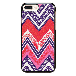 Tribal Pink iPhone 8 Plus Case | Frostedcase
