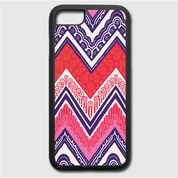 Tribal Pink iPhone 7 Case | Frostedcase