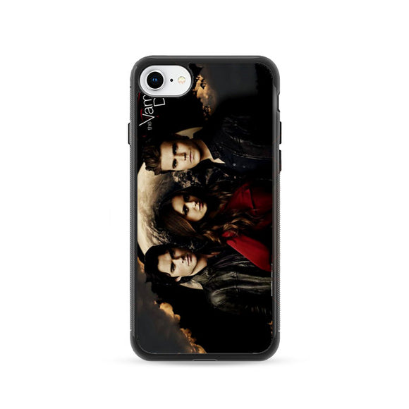Tv Series The Vampire Diaries iPhone 8 Case | Frostedcase