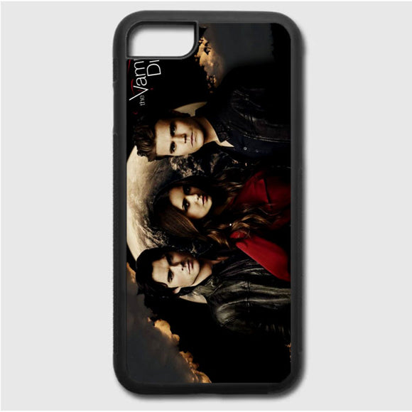 Tv Series The Vampire Diaries iPhone 7 Case | Frostedcase