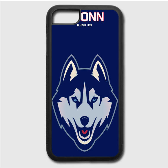 Uconn Huskies iPhone 7 Case | Frostedcase