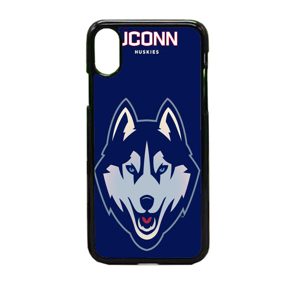 Uconn Huskies iPhone X Case | Frostedcase