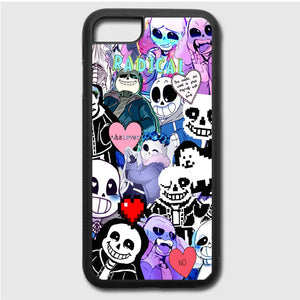Undertale Radical iPhone 7 Case | Frostedcase