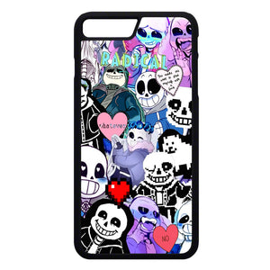 Undertale Radical iPhone 7 Plus Case | Frostedcase