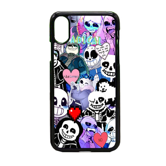Undertale Radical iPhone X Case | Frostedcase