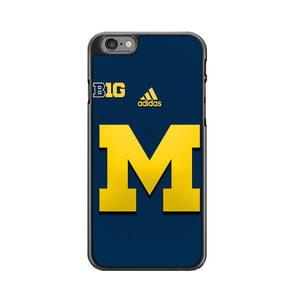 Oceano Pelearse Mucho  University Of Michigan Medical School Logo With Adidas iPhone 6 Plus|6 –  Frostedcase