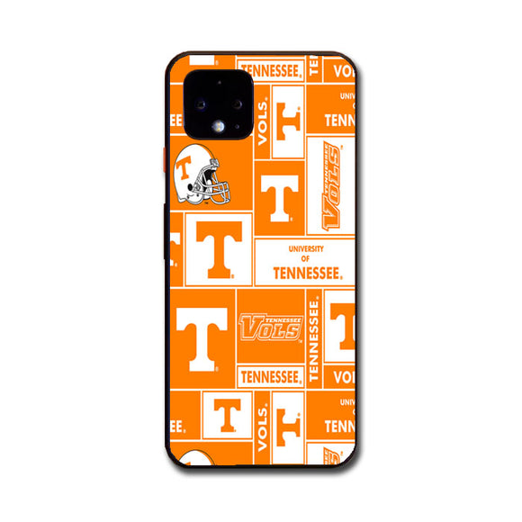 University Of Tennessee Helmet Google Pixel 4 Case | Frostedcase