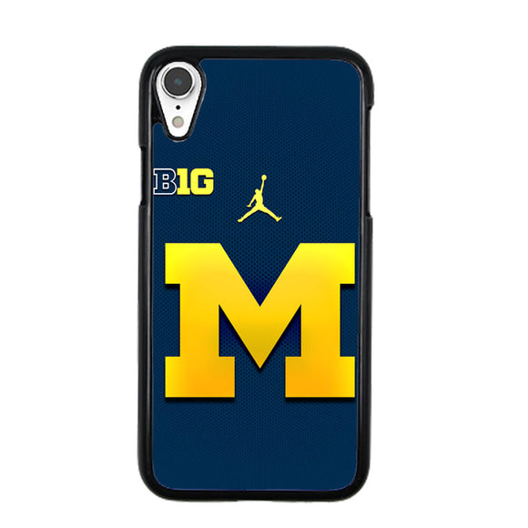 University Of Michigan Medical School Logo iPhone XR Case | Frostedcase