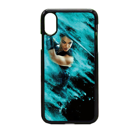 Valkyrie In Thor Ragnarok iPhone X Case | Frostedcase