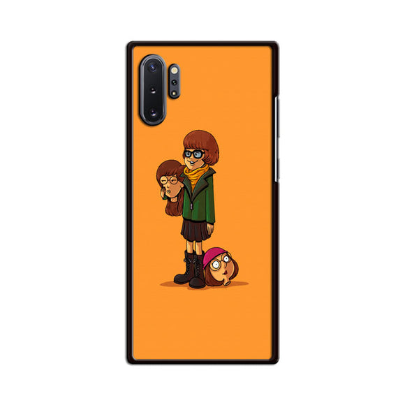 Velma Dinkley Scooby-Doo Samsung Galaxy Note 10 Case | Frostedcase