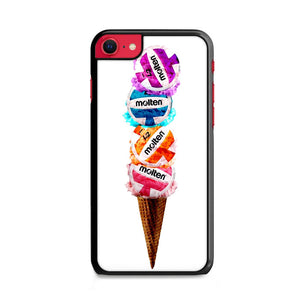 Volleyball Summer iPhone SE Case | Frostedcase