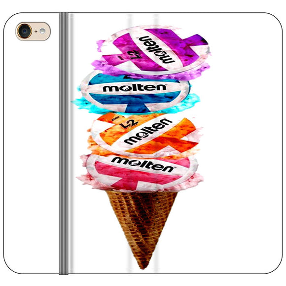 Volleyball Summer iPod 5 Flip Case | Frostedcase