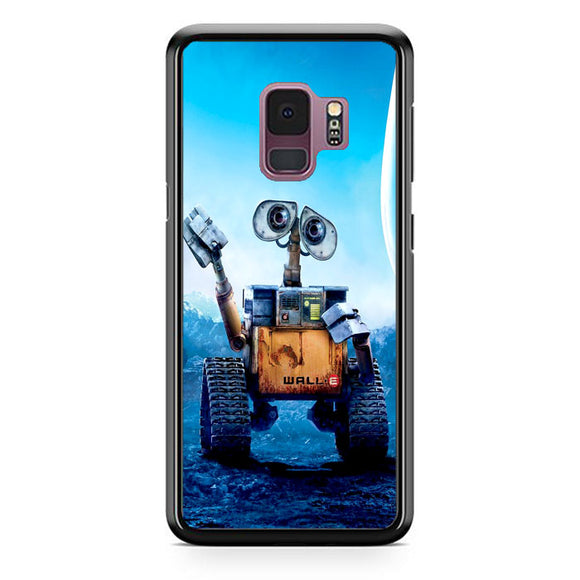 Wall E Cartoon Pixar Samsung Galaxy S9 Case | Frostedcase